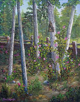 Dee Carpenter - Wild Rose Garden