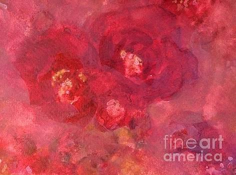 Wild Roses by Aase Birkhaug