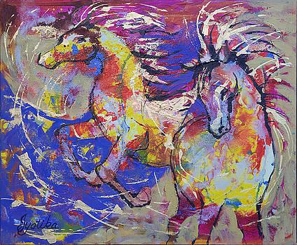 Wild Runners by Jyotika Shroff