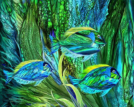 Wild Sargasso Sea 2 by Carol Cavalaris