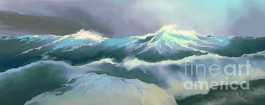 Corey Ford - Wild Sea