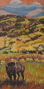 Wild West Splendor by Gina Grundemann