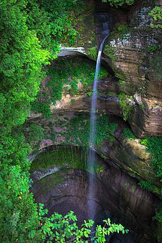 Wildcat Canyon Falls by Brad Bellisle