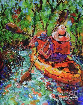 Wilderness Kayaking by Jyotika Shroff