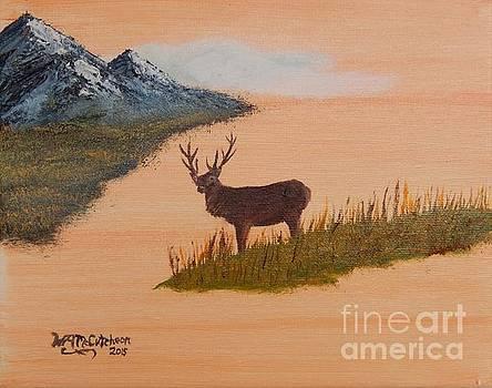 Wilderness Vignette by William McCutcheon