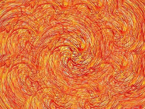 Wildfire by Dietmar Scherf