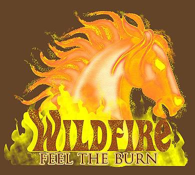 Wildfire - Feel The Burn by J L Meadows