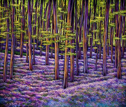 JOHNATHAN HARRIS - Wildflower Dreamscape