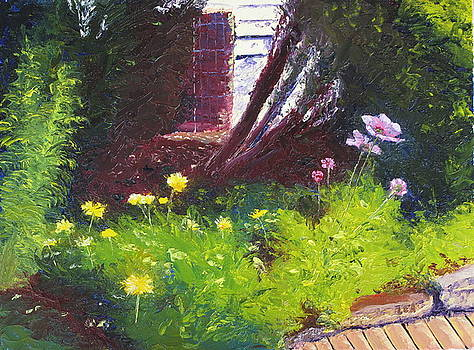 Lea Novak - Wildflower Garden