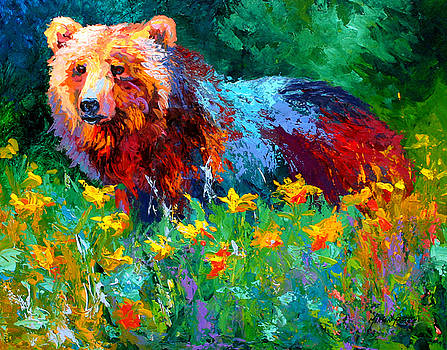 Marion Rose - Wildflower Grizz II