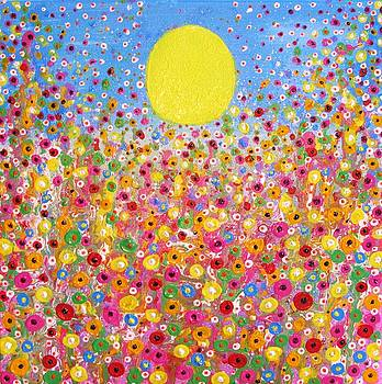 Wildflower Meadow by Donna Wilson