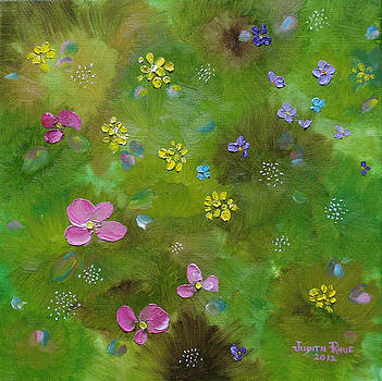 Wildflower Support by Judith Rhue
