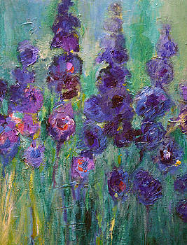 Wildflowers by Benjamin Johnson