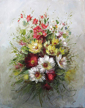 Wildflowers by David Jansen