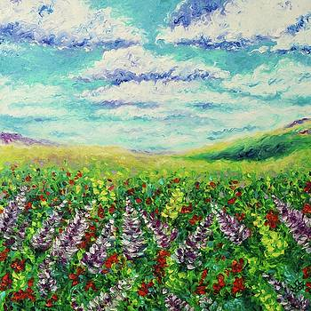 Wildflowers by Elizabeth Cox