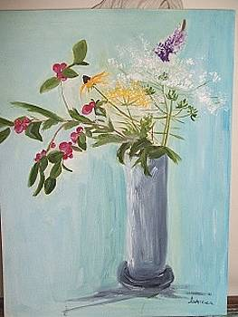 Wildflowers by Lisa LaMonica
