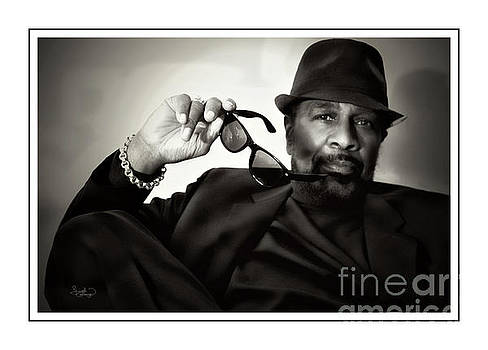 Ginette Callaway - William Bell Photograph