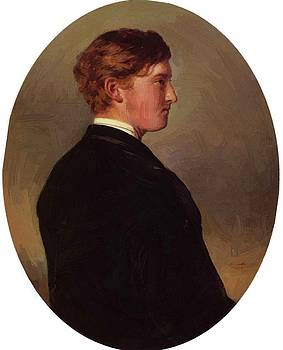 Winterhalter Franz Xaver - William Douglas Hamilton 12Th Duke Of Hamilton