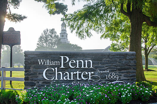 William Penn Charter School by Bill Cannon
