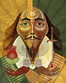 William Shakespeare by Mike Massengale