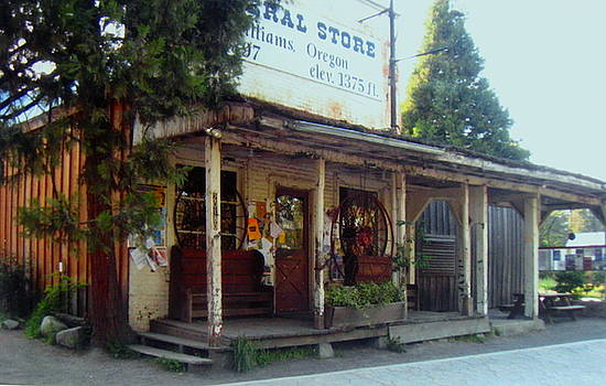 Shasta Eone - Williams General Store