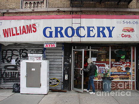 Williams Grocery by Cole Thompson