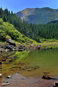 Williams Lake by Ron Cline