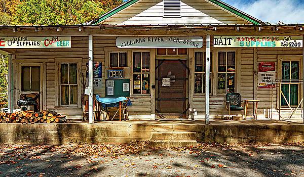 Steve Harrington - Williams River General Store - West Virginia