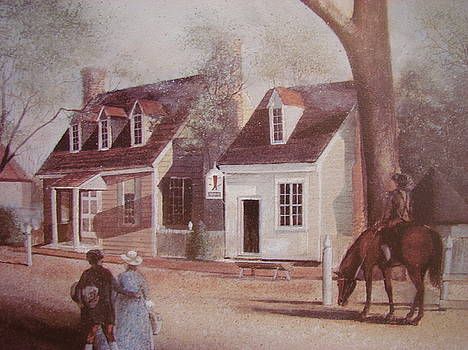 Williamsburg Bootery by Charles Roy Smith