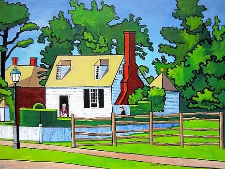 Williamsburg by Nicholas Martori