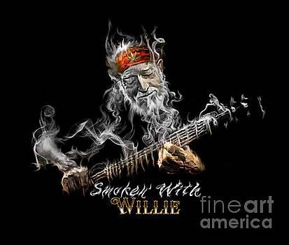 Willie Smoken' by Rob Corsetti