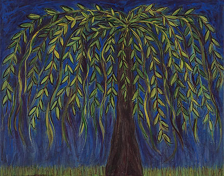 Willow Tree by Kristen Fagan