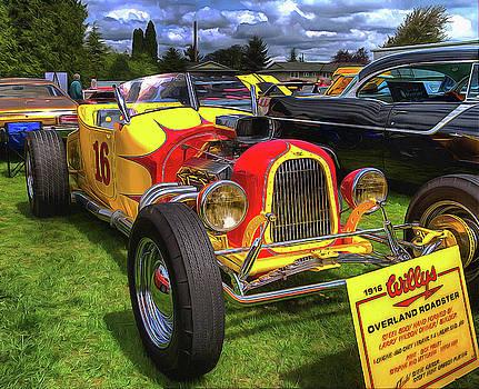 Thom Zehrfeld - Willys Overland Roadster