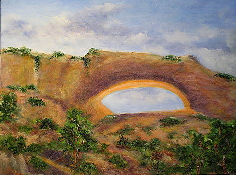 Wilson Arch by Thomas Restifo