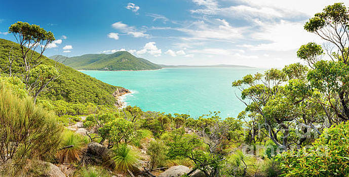 Wilsons Promontory Panorama by Tim Hester