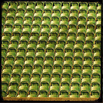 Wimbledon Seats by Sonia Stewart