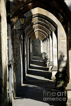 Winchester Arches by Richard Gibb