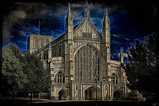 Chris Lord - Winchester Cathedral