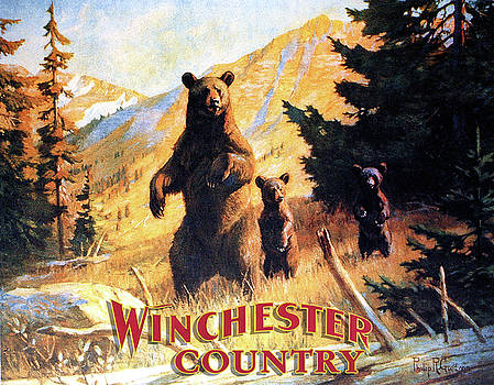 Winchester Country by Philip R Goodwin
