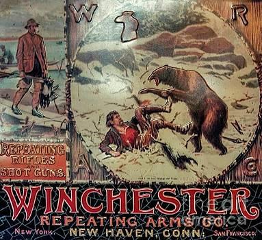 Jon Burch Photography - Winchester Sign