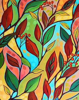 Wind Blown 2 by Peggy Davis