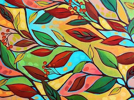 Wind Blown by Peggy Davis