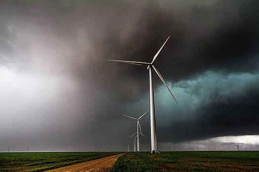 Wind Farm by Sean Ramsey