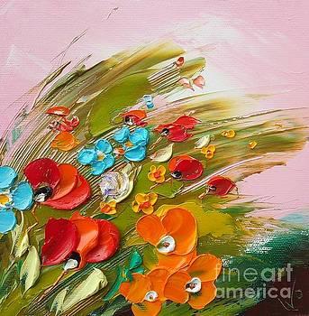 Wind flowers by Ivailo Georgiev