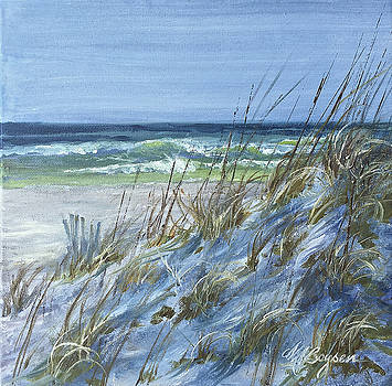 Wind on the Dunes by Maryann Boysen