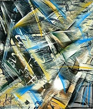 Wind Shear by Iris Fletcher