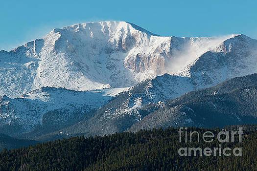 Steve Krull - Wind Sheer on Pikes Peak