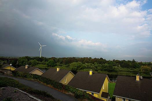 Mike Shaw - Wind Turbine