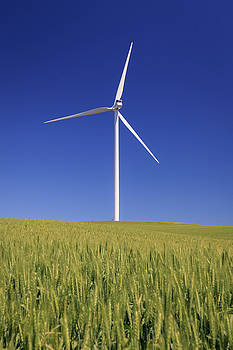 Wind Turbine by Windy Corduroy