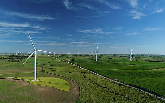 Wind Turbines by Mark Dahmke